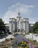 Bountiful lds Temple