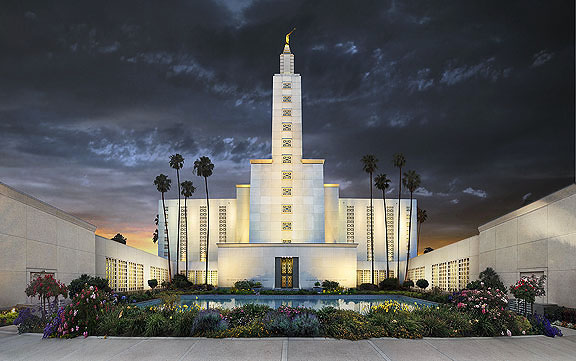 Los Angeles Temple California