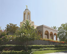 Newport Beach lds Temple California