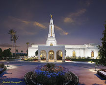 Redlands lds Temple California