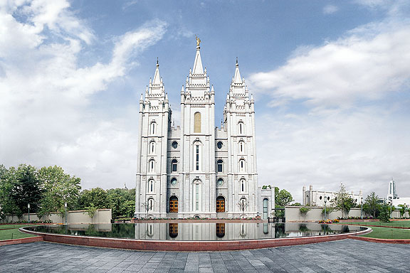 Salt Lake L.D.S. Temple