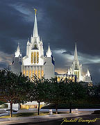 San Diego lds Temple California