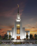 Twin Falls lds Temple Idaho